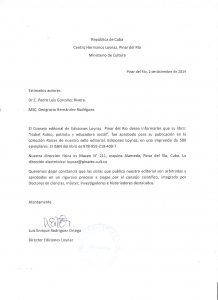 Constancia Centro Hermanos Loynaz
